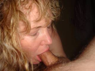 eat that cock ...she cums and shudders with cock deep in her throat ...Jc suking my cock