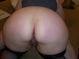 Fab big ass for burying my face tongue and cock in!!!