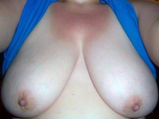 flashed hubby,now if some would just cum on them,will get him back!