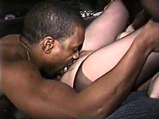 black man fucks my wife has her ride him till he bust his nut inside her pussy part 3