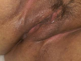 Yummy. Love a big girl. Always wet and ready to ride some hard cock!