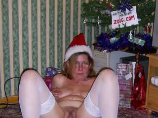 """I GUARANTEE IT. IF MARK DOESN'T DO IT TO YOU, I'LL CUM OVER AND GIVE YOU YOUR CHRISTMAS WISH.... MERRY CHRISTMAS TO THE """"COUPLE IN LOVE"""" THAT I LOVE....."""