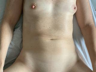 Imagine how amazing this would feel if it was your cock in her pussy!