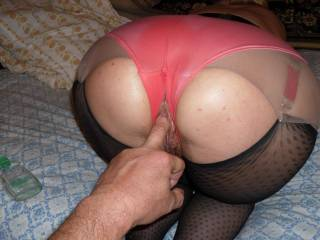 i wanna eat your asshole and pussy then fuck you deep and hard