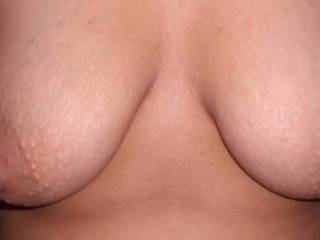 I'd love to!  Those nipples are begging to be sucked and nibbled on!
