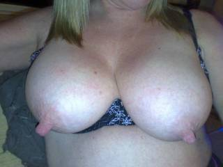 Another ex girlfriend...  she has the biggest nipples ive ever sucked on...   Mmmmmm.   they are lovely...