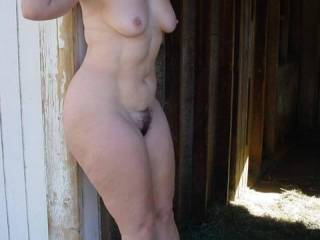 She is so sexy. Looking at her my cock is so hard for her. Love to eat her up