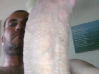 WISH I COULD SIT MY HOT WET PUSSY RIGHT DOWN ON YOUR  BIG COCK!!!!!!!MMMMMMM