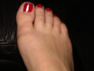For all you foot lovers
