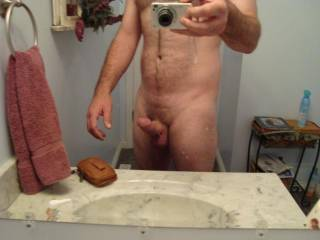 nice curved big headed cock sweet little balls n sexy bod