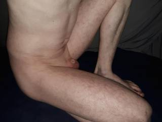 Who likes the skinny body with the tiny young dick?