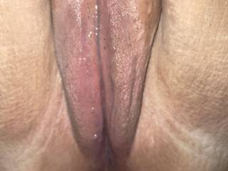Hot and wet pussy