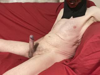 I will remove the mask now and we can then enjoy an intense and enjoyable fuck.