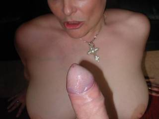 She loved looking at his bog cock xxx