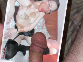 My limp cock after cumming on the beautiful shellyins8iable.