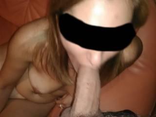 my wife suck my cock