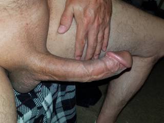 Do you have a tight little pussy that needs a long hard cock in it?