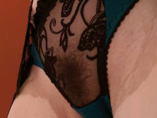 thought i\'d tease you with some sexy lingerie .....did it work ?