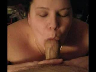Who want an amazing blowjob? Or who want to be pounded her while she is is giving an amazing blowjob?