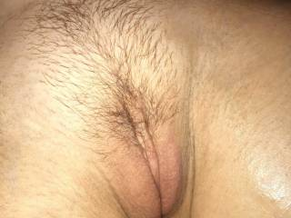 My wife\'s pussy taste delicious!