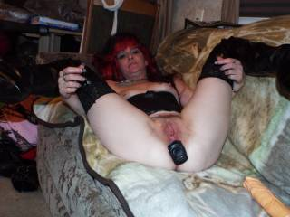 my pussy is stretched out good,now i need someone to eat it.will you help me?