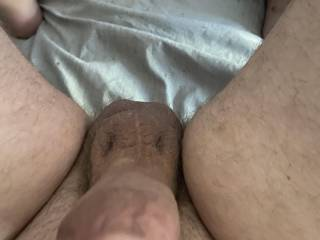 Early morning hard dick on a Saturday