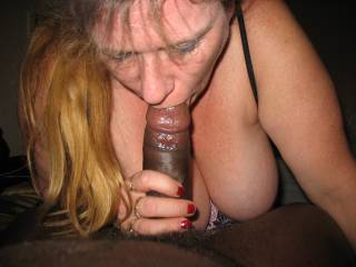 sizing my dick up for some deep throat action
