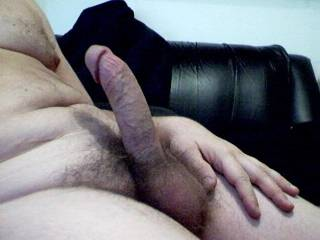 Just a pic of my cock, it needs some tits, or mouth or a sweet little cunny
