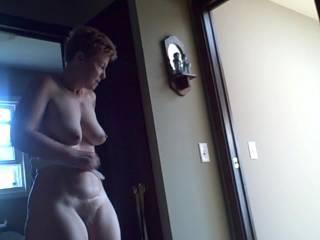 my naked body