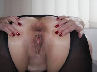 MMMMMMMMMMMMMMM I would love to slide my THROBBING HARD COCK BALLS DEEP in your AWESOME TIGHT LIL ASS any day SEXY!!