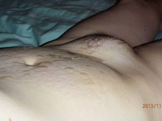 What a huge pussy mound ...fantastic !