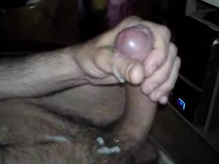 Hello , like to watch your beautifull curved dick, it's a pleasure.