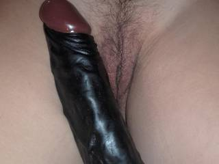 Just before ride it...give me some likes and dirty comments and i'll Upload a video with my bbc mount for your enjoyment