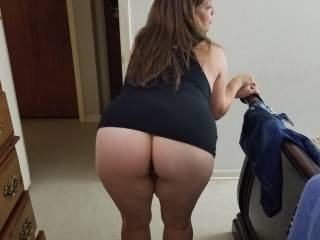 Showing some ass! How do you like it?