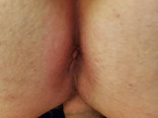 he likes my tight pussy and great ass