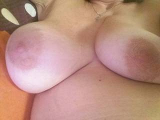 Hot romanian mature wife tits