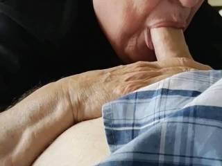 Getting my dick sucked at the hotel again
