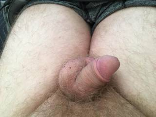 Getting horny while camping