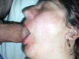 Love to pump her mouth full of cum.