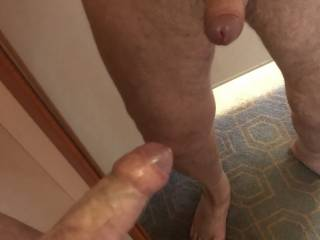 Mmm nice cock Im now getting horny  Are you
