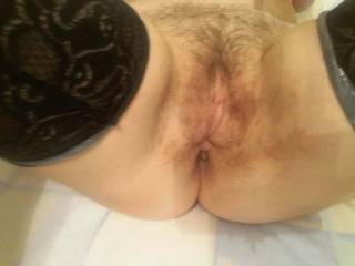 Hot Romanian mature wife pussy