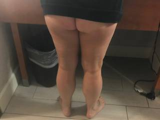 wanna bend her over the counter