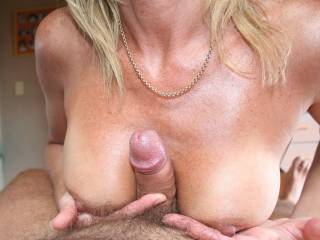 If you are talking about sucking his cock and eating your hot wet pussy, hon I sure love to help you guys.....many times.  Mrs. K