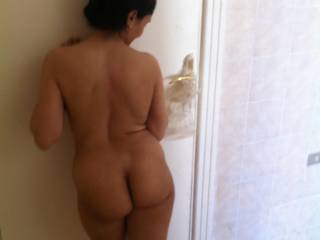 my hot naked wife
