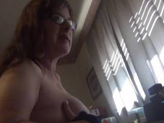 having a fun time with my part time hobby getting guys to cum...…..do u?