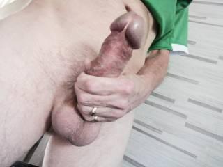 Have a big load we\'re wud u like it