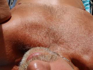 I love feeling the sun on my naked body! Would be better with a sexy woman enjoying it with me!! Who wants to join me??