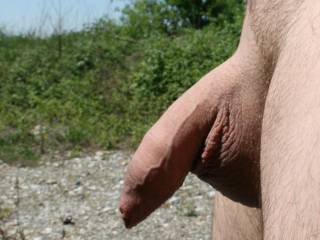 Yes indeed...great foreskin....wonderful cock and sack.