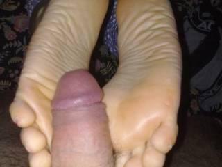 footjob soles reverse