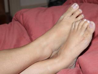 For the lovers of feet!